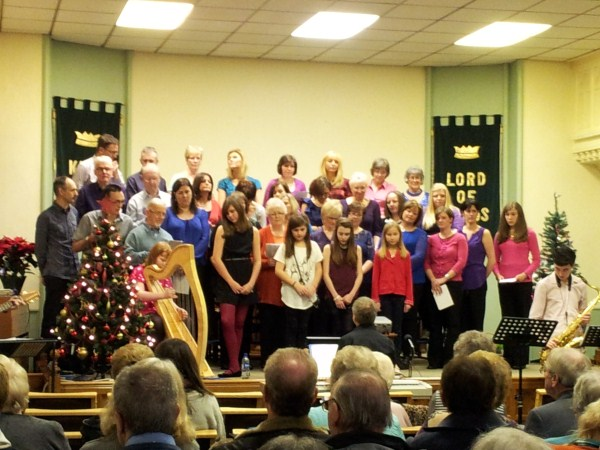 Christmas Celebration - Woodhill Choir